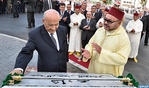 HM the King Inaugurates Abderrahmane Youssoufi Avenue in Tangier