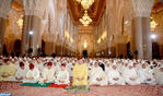 HM the King Chairs Religious Evening to Commemorate Laylat Al-Qadr in Hassan II Mosque in Casablanca