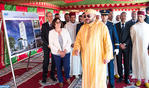 HM the King Lays Foundation Stone of Casablanca Port Administrative Complex
