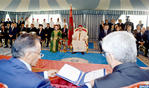 HM the King Chairs Signing Ceremony of Two Agreements on Strengthening Medical Care for Inmates, Former Inmates