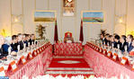 HM the King Chairs Council of Ministers in Laayoune