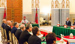 HM the King Chairs Ministerial Council in Marrakech