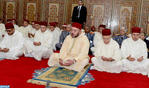 HM the King, Commander of the Faithful, Performs Friday Prayer at Al Imane Mosque in Casablanca