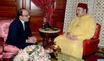 HM the King Receives New Secretary General of PAM