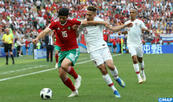 2018 FIFA World Cup (Group B): Morocco Loses to Portugal (0-1)