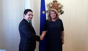 FM Granted Audience by Bulgarian Vice President