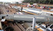 Several Victims in Passenger Train Derailment Near Bouknadel