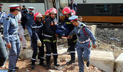 Train Derailment in Bouknadel: Seven Deaths Reported for the Moment (Official)