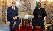 Nigerian President Receives Upper House Speaker