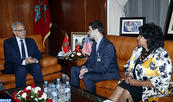 Minister Delegate for National Defense Holds Talks with US Assistant Secretary of Defense for International Security Affairs