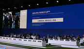 USA, Canada and Mexico to Co-host Football World Cup 2026