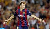 Munir El Haddadi Decides to Stay at Barça for Another Season
