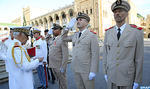 61st Anniversary of Royal Armed Forces Celebrated In Rabat
