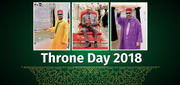 THRONE DAY 2018