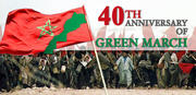 40TH ANNIVERSARY OF GREEN MARCH