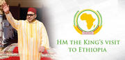 HM the King's visit to Ethiopia