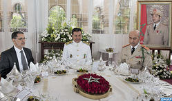 HRH Prince Moulay Rachid Chairs Luncheon Offered by HM the King on FAR Anniversary