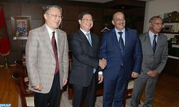 Morocco, China Discuss Means to Step up Cooperation in Media