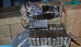 Errachidia: 900 kg of Chira Seized, Police