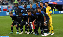 France Wins World Cup, Beating Croatia, 4-2