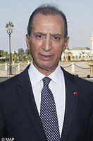 Mohamed Hassad: Minister of National Education, Vocational Training, Higher Education and Scientific Research.