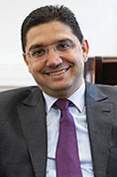 Nasser Bourita: Minister of Foreign Affairs and International Cooperation