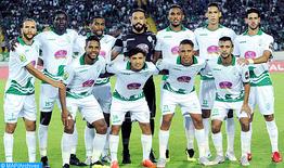 CAF Confederation Cup: Raja Casablanca Secure Away Win against CARA Brazzaville