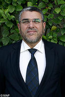 Mustapha Ramid: Minister of State in charge of Human Rights.