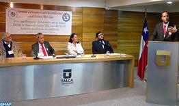 International Academic Seminar on Moroccan Sahara Opens in Chile