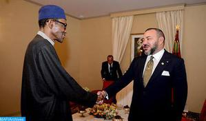 HM the King, Nigerian Pres. Launch Construction Project of Gas Pipeline Linking Nigeria to Morocco