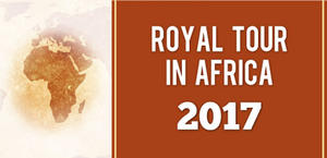 Royal Tour in Africa 2017