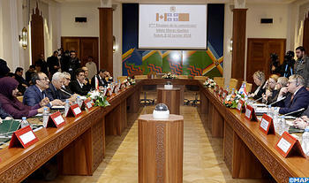 5th Morocco-Quebec Joint Parliamentary Committee Opens in Rabat