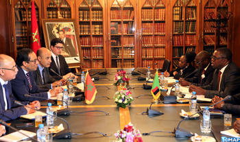 Morocco, Zambia Pledge to Enhance Cooperation in Infrastructure & Logistics