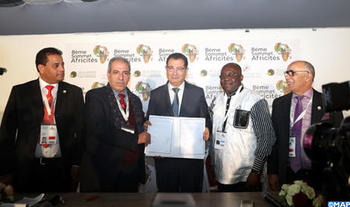 AMPCC, Central Africa Mayors Association Agree to Strengthen Sub-National Sustainable Development