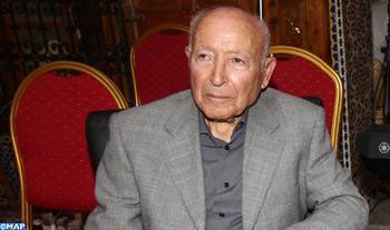 Ali Skalli Houssaini, Author of Morocco's National Anthem Dies