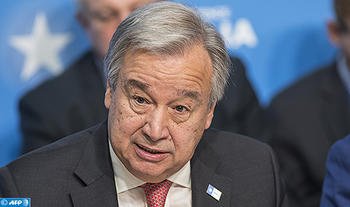 UN Chief Gives Example of Morocco's Efforts in Clean Energy