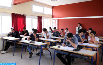 Baccalaureate Second Year's Exams Kick off in Morocco