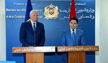 Morocco Commends Romania's Role on Regional and International Scene, FM