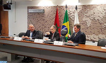 Moroccan-Brazilian Parliamentary Friendship Group Created