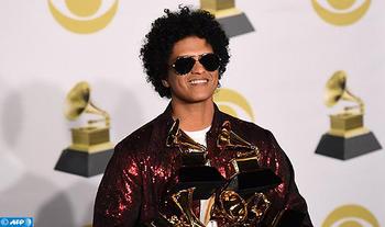 Bruno Mars to Perform at 2018 Mawazine Festival in Rabat
