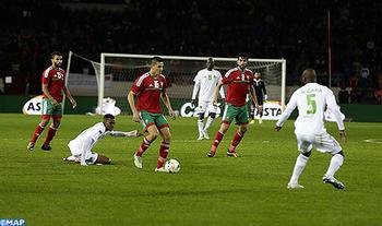 CHAN Morocco-2018 (Group A): Morocco Beats Mauritania (4-0)