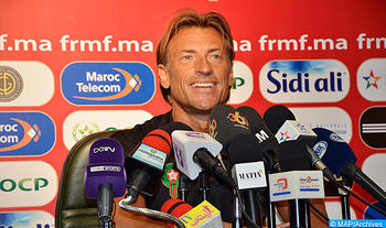 Hervé Renard Unveils List of 28 Players for Friendly Games Against Serbia, Uzbekistan