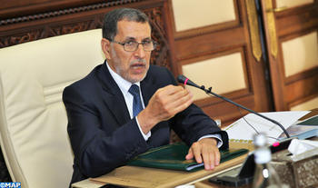Govt. Chief Categorically Denies Transmission of Cholera in Morocco