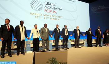 Crans Montana Forum Slated on March 15-20 in Dakhla