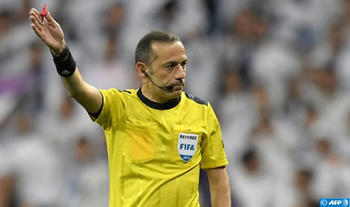 2018 World Cup: Turkish Referee Cüneyt Çakır to Officiate Morocco-Iran Game