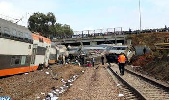 Excessive Speed Named as Cause of Bouknadel Train Derailment (Public Prosecutor)
