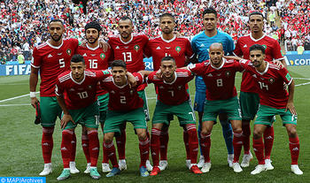 FIFA Ranking: Morocco Jumps to 45th Spot