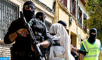 Alleged ISIS Member Arrested in Spain in Collaboration with Morocco