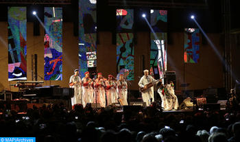21st Gnaoua Music Festival from 21 to 23 June in Essaouira
