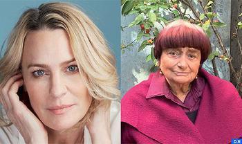 17th Marrakech International Film Festival Honors two Outstanding Women: Robin Wright & Agnès Varda (Communiqué)